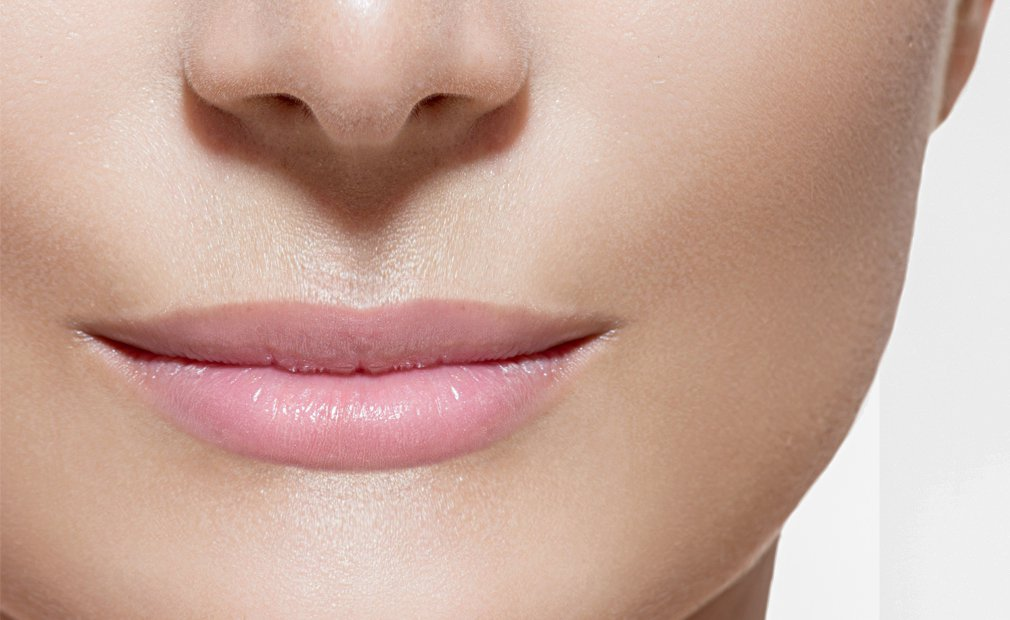 Des lèvres repulpées